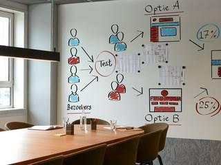 Torne seu escritório um ambiente mais funcional: Escritórios  por Soultrain