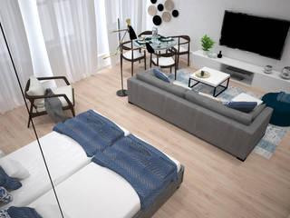 Sara Santos Arquitecta BedroomAccessories & decoration