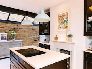 A Lovely Victorian Maisonette Oleh Resi Architects in London Modern