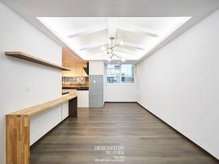غرفة السفرة تنفيذ 제이앤예림design