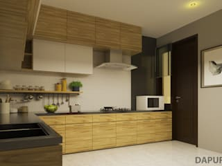 Built-in kitchens by dk.std.id