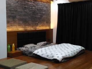Son's Bedroom :  Bedroom by Tulika Design Studio