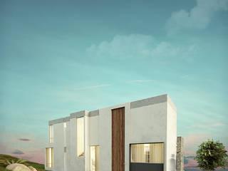 CASA LUQUE de Zona Arquitectura Más Ingeniería Moderno