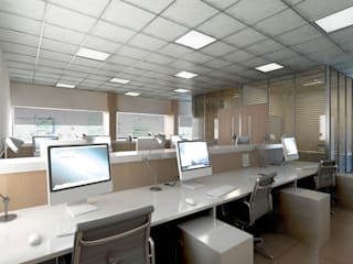 NBE Office @ AIIMS by Innoire Design