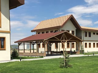 Adatarım Farm Administrative and Accommodation Buildings Kırsal Evler Tolga Archıtects Kırsal/Country