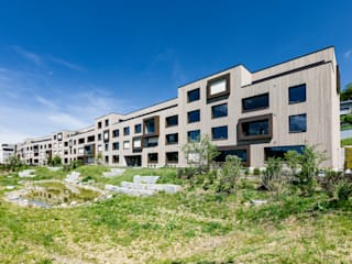 Hunkeler Partner Architekten AG:  tarz