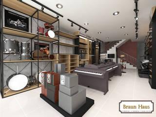 od Braun Haus Industrialny