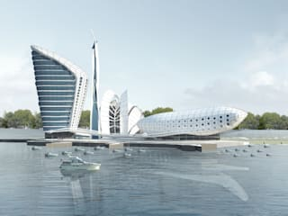 Спортивный центр от Home Architect Модерн