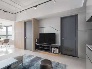 淡水 品酌 寬宸室內設計有限公司 客廳