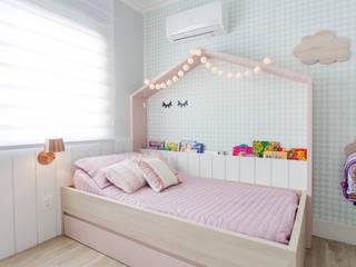 homify Girls Bedroom Green