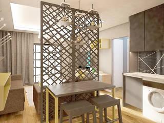 Kargaraj İç Mimarlık Tasarım Atelyesi – APART DAİRE TASARIMI : minimalist tarz , Minimalist