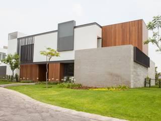 Casas minimalistas de Age 2 Estudio Minimalista