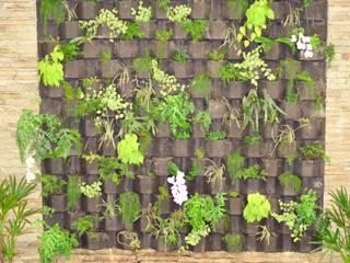 Loja de produtos de decoração Ambiental Decor Lojas & Imóveis comerciais modernos por Karina Christofaro Arquiteta Moderno