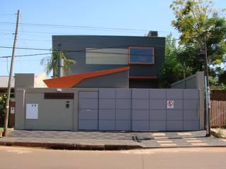 Droguería Montserratnorte Edificios de oficinas de estilo moderno de Módulo 3 arquitectura Moderno