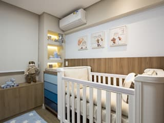 Baby room by INOVA Arquitetura
