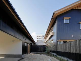 伊賀上野の家 の 株式会社 森本建築事務所 モダン