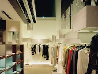 Filo di Seta Kazuyo Komoda (Design Studio) Negozi & Locali commerciali moderni