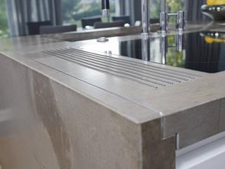 Canalmarmi e Graniti snc 置入式廚房 石器
