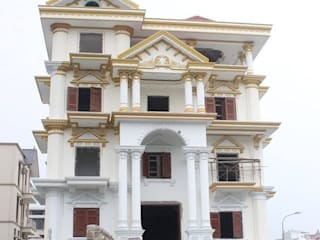 Dự án biệt thự phố 4 tầng Anh Quyết (Hà Nội) bởi Biet Thu Pho Dep