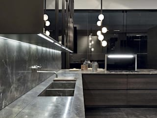 Armarios de cocinas de estilo  por Eurooo Brasil,