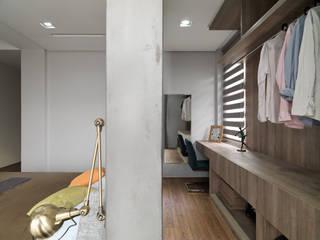 WID建築室內設計事務所 Architecture & Interior Design Modern Dressing Room