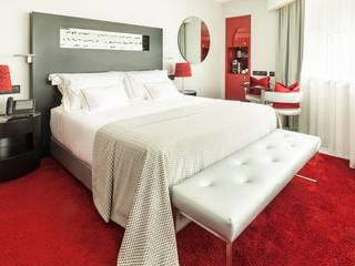 Quarto de casal - Hotel: Hotéis  por FAGOTEL