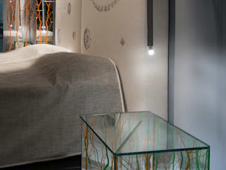 Joy hostpiarity - Hotel room concept - Hotel moderni di Kazuyo Komoda (Design Studio) Moderno