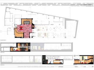 Remodelação do Tivoli Jardim Hotel por Nuno Ladeiro, Arquitetura e Design Moderno