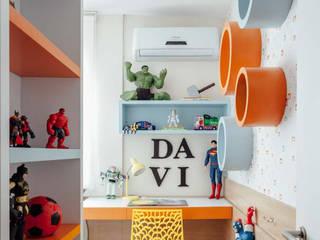 Boys Bedroom by INOVA Arquitetura, Modern