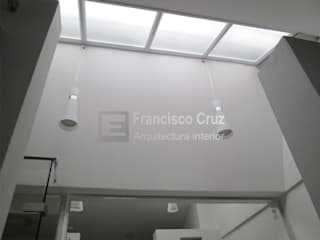 modern  by Francisco Cruz Arquitectura interior , Modern