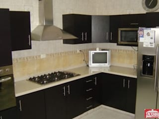 Cocinas Integrales:  de estilo  por T-HO KOOBEN, S.A. DE C.V.