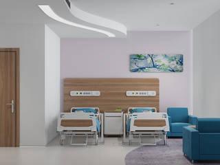 MİMAR TUĞBA ÖZKILIÇ – ÖZEL MERSİN HASTANESİ:  tarz Hastaneler