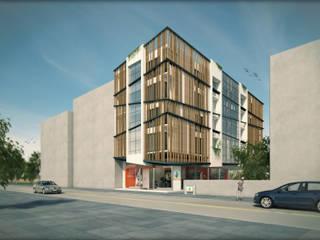 MİMAR TUĞBA ÖZKILIÇ – Narlıdere Konut Projesi:  tarz Apartman