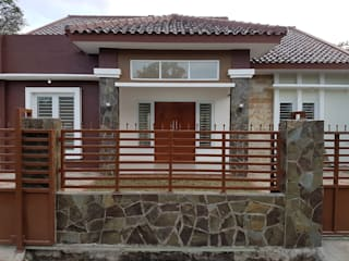 Rumah di komplek Mina Bakti Rumah Modern Oleh CV.Emasna Propertindo Sentosa Modern