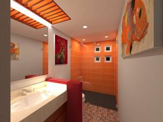 Modern Bathroom by OLOR A NUEVO Modern