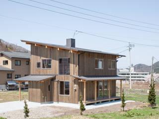 下宝沢の家: 大類真光建築設計事務所が手掛けた家です。