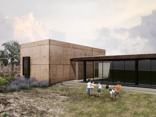 CENTRO DE DESARROLLO REGIONAL SUR Escuelas de estilo moderno de Atelier Uno Moderno