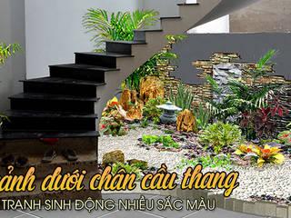 by Công Ty Thi Công Và Thiết Kế Tiểu Cảnh Non Bộ Asian