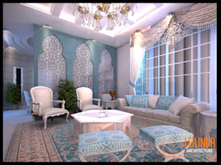 Morrocan Style Interior by CV Leilinor Architect Classic