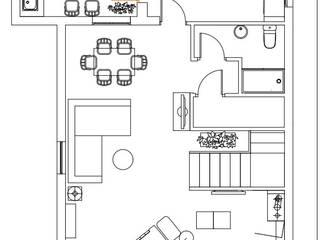 Proyecto de Interiorismo para una Casa en la Sierra de CONSUELO TORRES