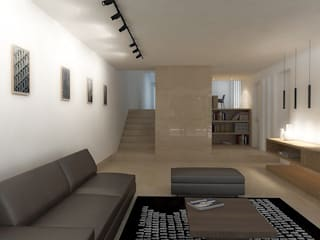 by RRA Arquitectura Мінімалістичний