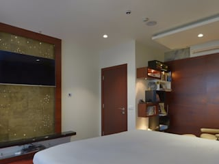 Interior project:  Bedroom by Creative Geometry