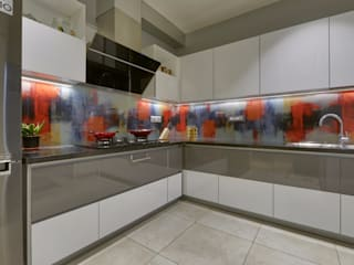 Interior project:  Kitchen by Creative Geometry