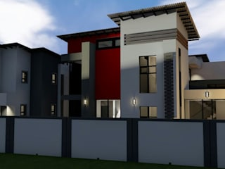 Eye of Africa :   by MNM MULTI PROJECTS ,