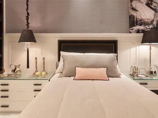 Elaine Ramos | Arquitetos Associados Classic style bedroom