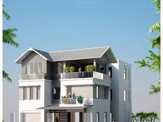 de công ty cổ phần Thiết kế Kiến trúc Việt Xanh