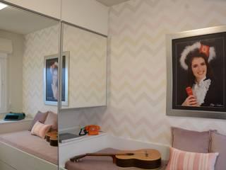 غرفة نوم تنفيذ arquiteta aclaene de mello,