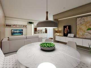 Modern dining room by Studio M Arquitetura Modern