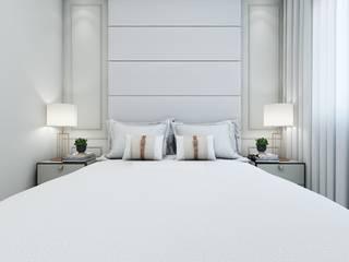 Klassieke slaapkamers van Studio M Arquitetura Klassiek