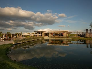 The Vines Resort & Spa Bórmida & Yanzón arquitectos Hoteles de estilo moderno